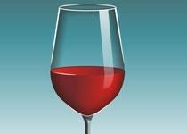 CorelDRAW绘制质感的高脚玻璃杯