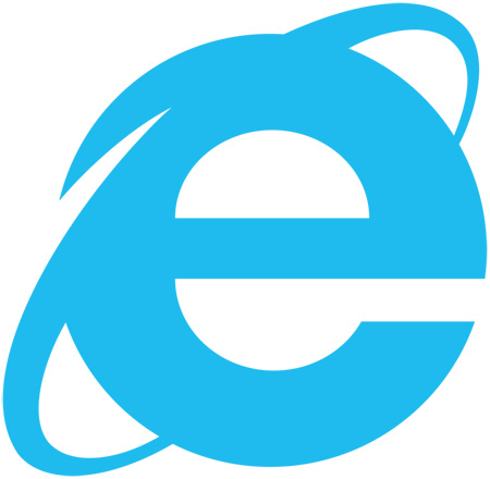 New Internet Explorer Logo