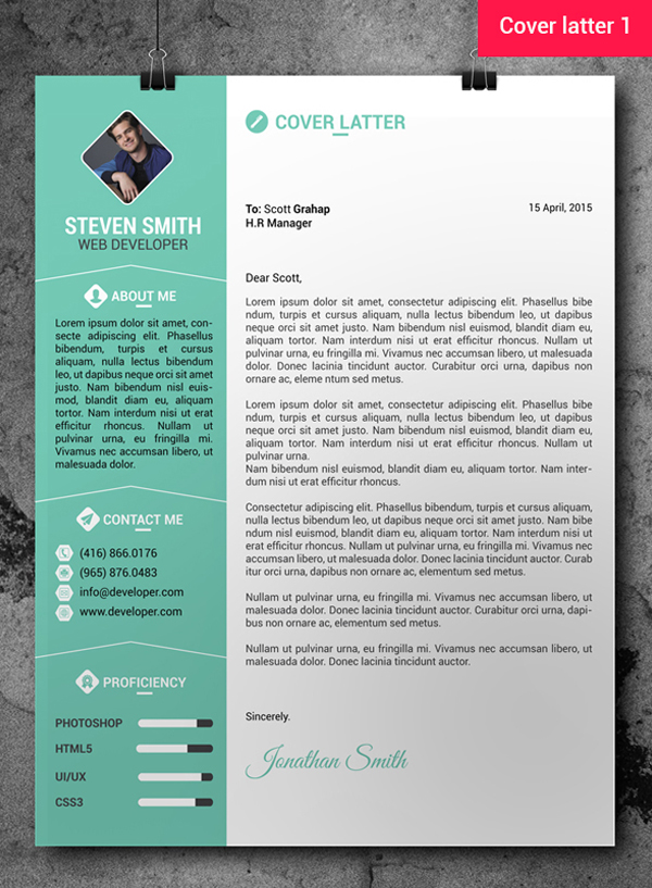 sample resume graphic designer