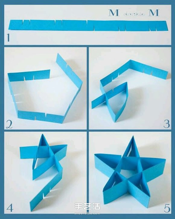 Christmas Star Crafts For Kids